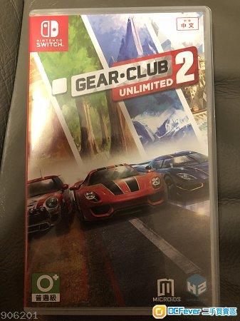 Switch Gear Club Unlimited 2
