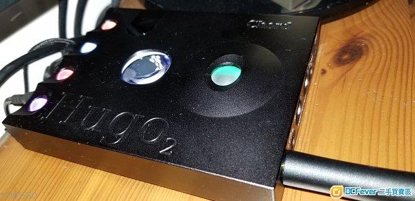 Chord Hugo 2 Black