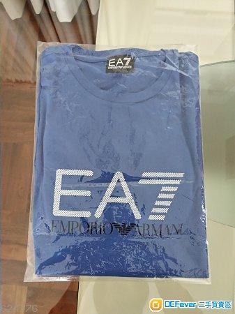 EMPORIO ARMANI男裝長袖T恤