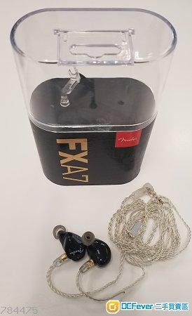 Fender FXA7 Black