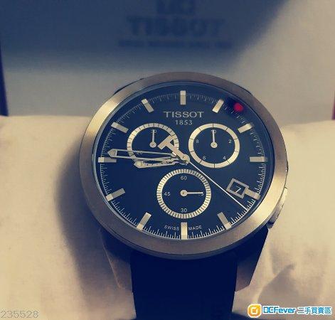 Sell: Tissot Men's  Quartz Titanium