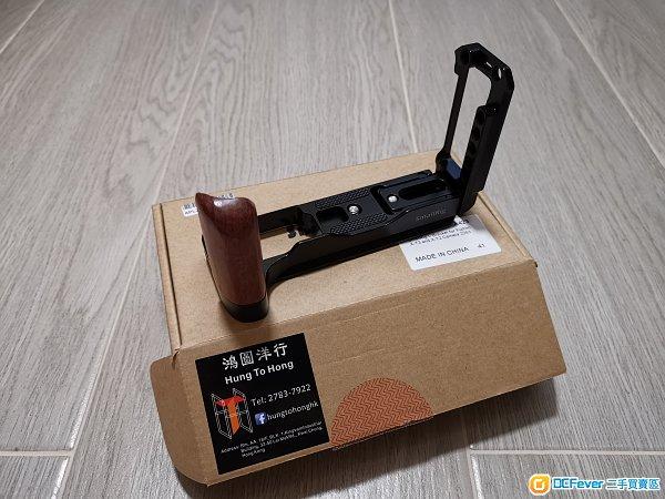 Fujifilm X-T3 SmallRig L-Bracket