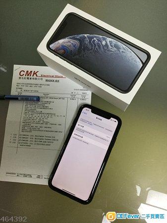 iphone XR 128GB 黑色