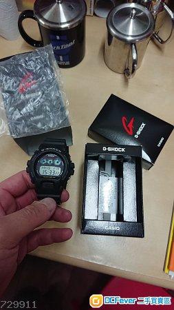 Casio G-shock G6900-1  95%