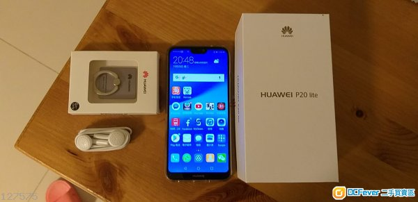 Huawei P20 Lite 64Gb 黑色