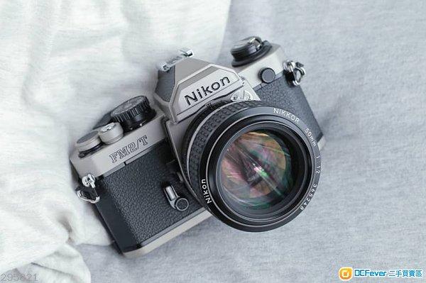 Nikon Fm2 T Titanium (body only)