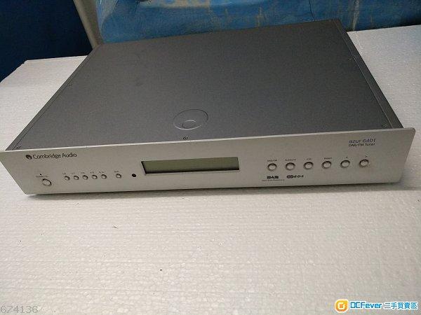 Cambridge Audio 640T 高级 Tuner