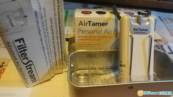 雅達瑪 Airtamer 穿戴式負離子抗菌空氣淨化機 隨身攜帶