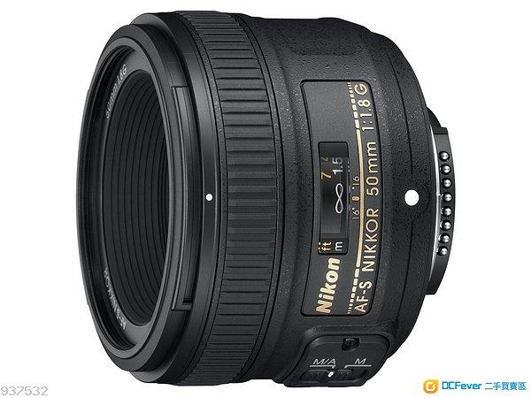 行有保 Nikon AF-S Nikkor 50mm f/1.8G