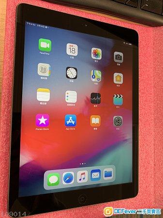 iPad Air 1 16GB WiFi 太空灰 連Apple原廠smart case皮套 送全新保護貼