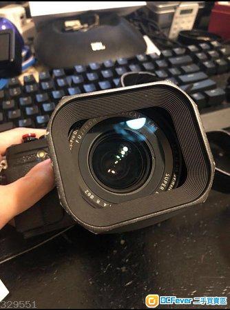 Fuji XE2 + 56mm F1.2 + 23mm F1.4 HK$8500