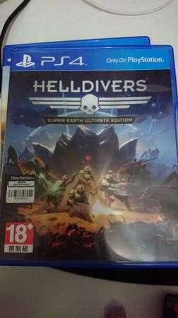 Helldivers PS4