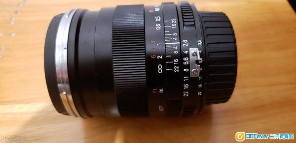 Carl Zeiss Distagon 25mm f/2.8 ZF