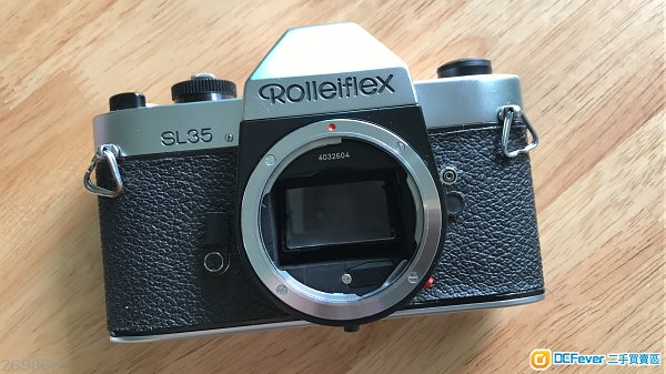 Rollei SL35 body Made in Germany