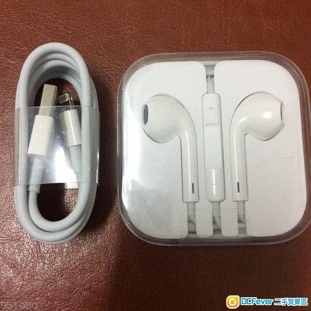 原裝正品Apple Cable and EarPods