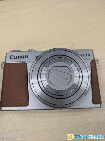 Canon G9x camera body (with problem)