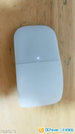 MICRFOSOFT Surface Arc Mouse 淺灰色