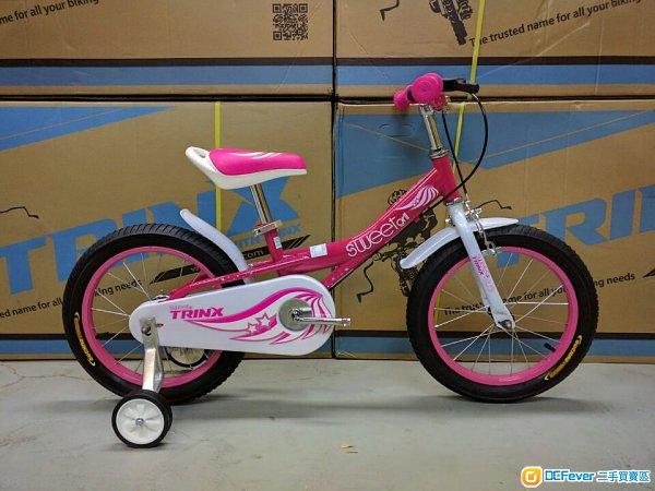 *附送泥擋*TRINX 16寸 兒童單車- Sweet Girl 2.0 (連輔助轆)