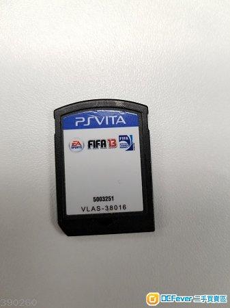PSV PS Vita FIFA 13