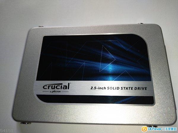 CRUCIAL MX300   SSD    275GB