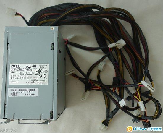 Dell Precision WorkStation N750E-00 750W PSU