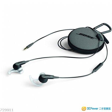 Bose sound sport (有線耳機) 90%
