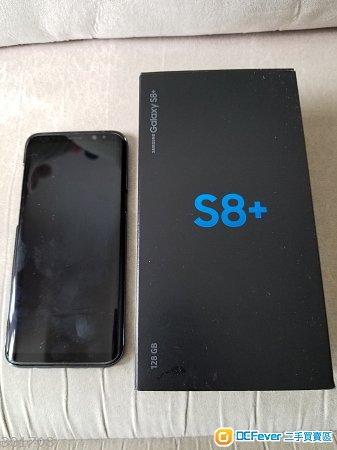 行貨 Samsnug S8+ 128GB 黑色