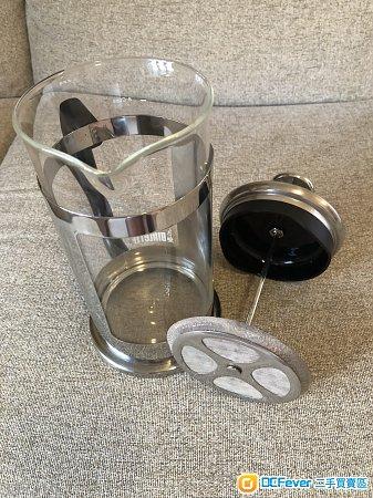 BIALETTI coffee/France press 咖啡濾壺 8 cup 1L