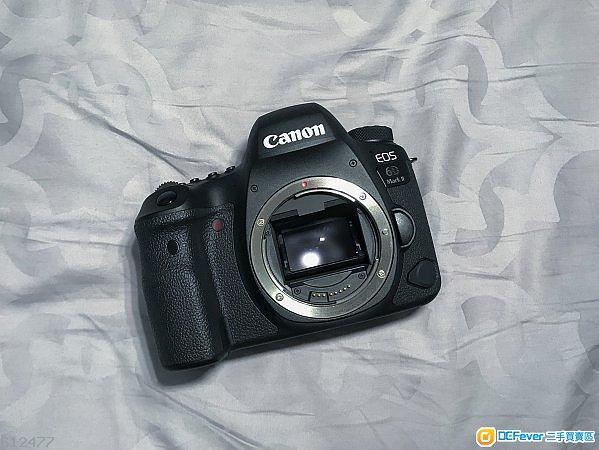 Canon EOS 6D Mark II Body 6D2