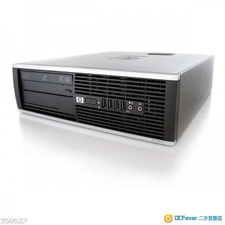 HP compaq dc8300 薄身座枱四核心電腦