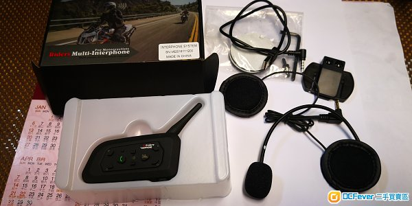 ~inetphone v6 電單車對講機/藍牙耳機~