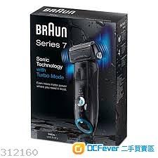 Braun Series 7 740S Wet & Dry 電動剃鬚刨
