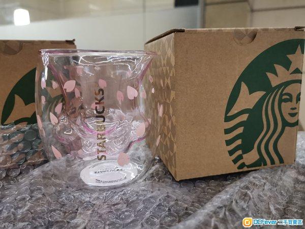 全新Starbuck 貓爪杯