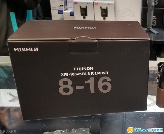 99%新 富士 fujifilm xf8-16
