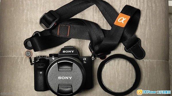 Sony A72 A7ii A7M2 28-70mm Kit set 加  Zeiss FE 16-35mm F4 ZA OSS