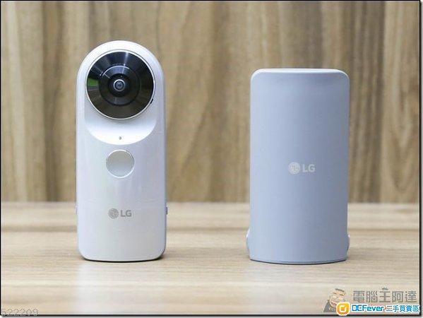 LG 360 CAM 90%新