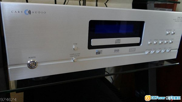 Cary Audio Special Edition DMC-600SE Digital Media Streamer&CD Player