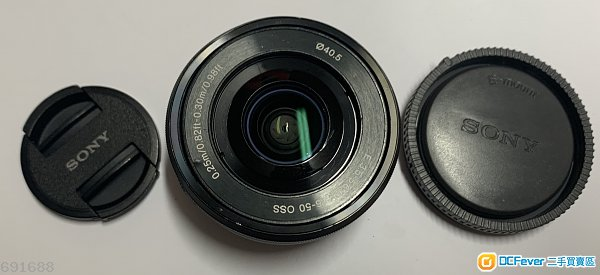 SONY SELP1650 (16-50mm f/3.5-5.6) LENS 淨鏡