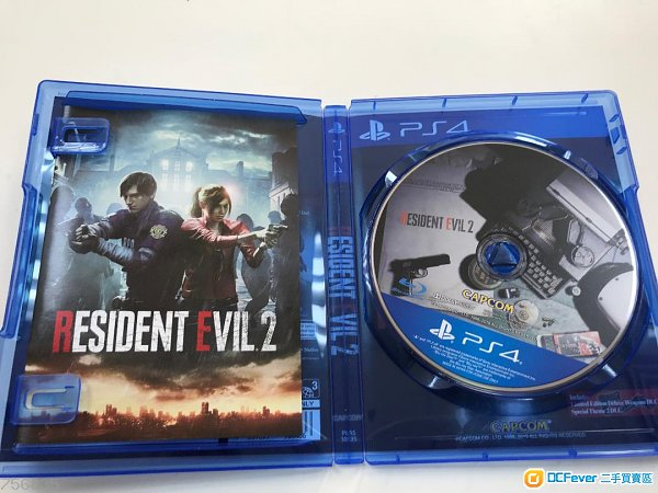 PS4 Biohazard Re:2 生化危機 2