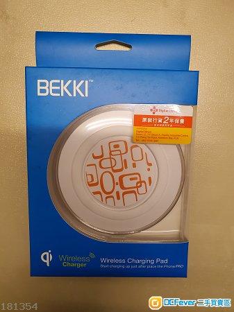 全新BEKKI wireless charger 無線充電