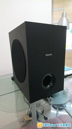 PHILIPS 8 吋 無源超低音