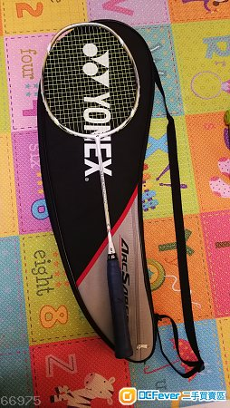 yy羽毛球拍arc10, 2天前於旺角龍騰買入