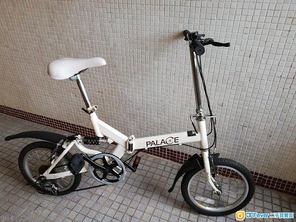 Palaoe16 吋摺疊單車