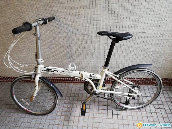 Oyama CR18 20吋摺疊單車