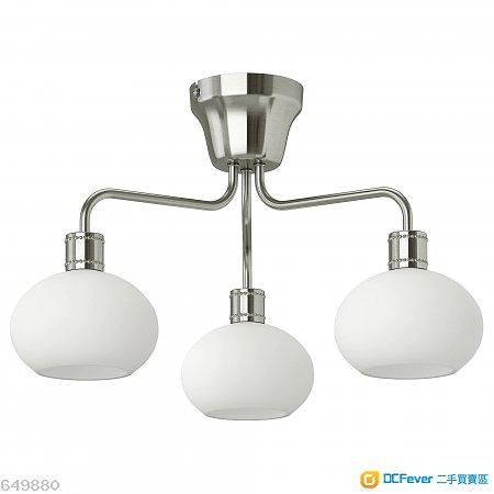 IKEA ÄLGHULT 天花燈