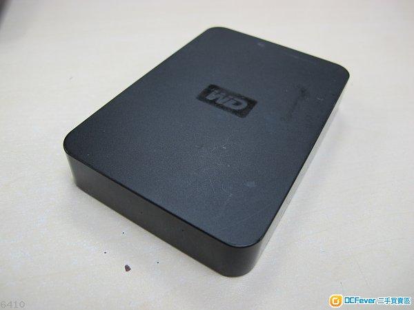 壞: 1TB WD 外置硬盤