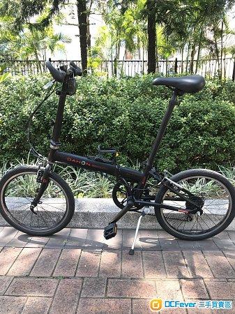 私讓 Dahon KAA061 摺疊單車一部 好去好踏好收