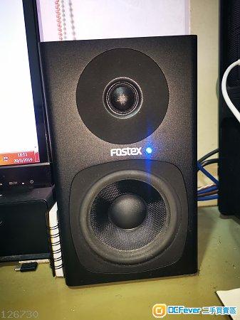 Fostex PM0.4 主動式喇叭(黑色)