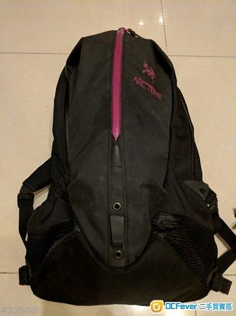 Arcteryx arro 22 (不死鳥始祖鳥背囊袋backpack daypack