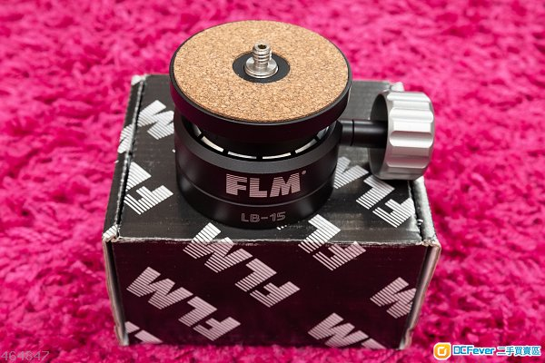 FLM LB-15 Leveling Base(Made in Germany)99.9% 新